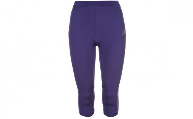 Pantaloni Trei Sferturi Dama Karrimor Run La Doar