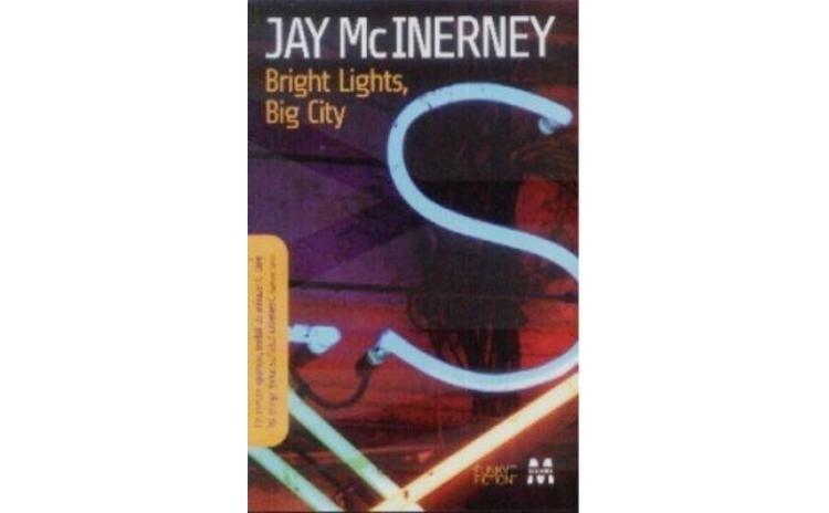 Bright Lights, Big City, autor Jay