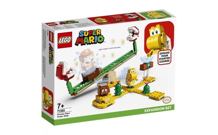 LEGO SUPER MARIO  SET DE EXTINDERE