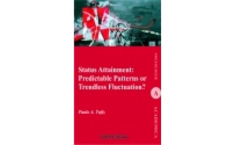 Status Attainment, autor A.Paula Tufis