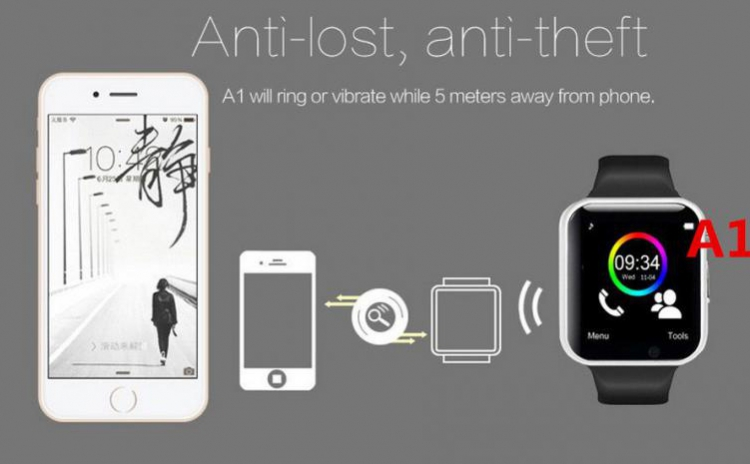 Reduceri SmartWatch – 60 % Reducere – Pret Smartwatch editie 2016 DZ09  GT08