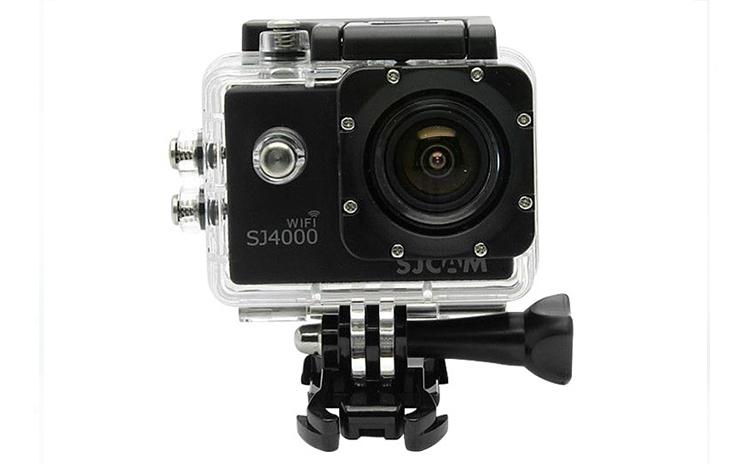 Camera Sport Sjcam Sj4000, Wifi Hotspot, Fullhd 1080p, 12mpx, Black, La Doar 599 Ron In Loc De 1498 Ron