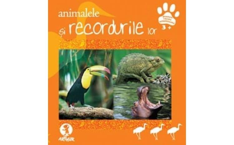 Animalele ?i recordurile lor, autor Art