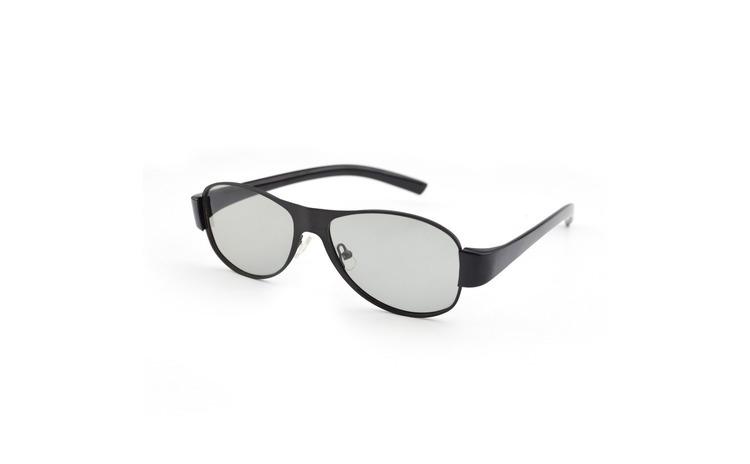 Imagine indisponibila pentru Ochelari 3d pasivi polarizati model aviator pentru tv