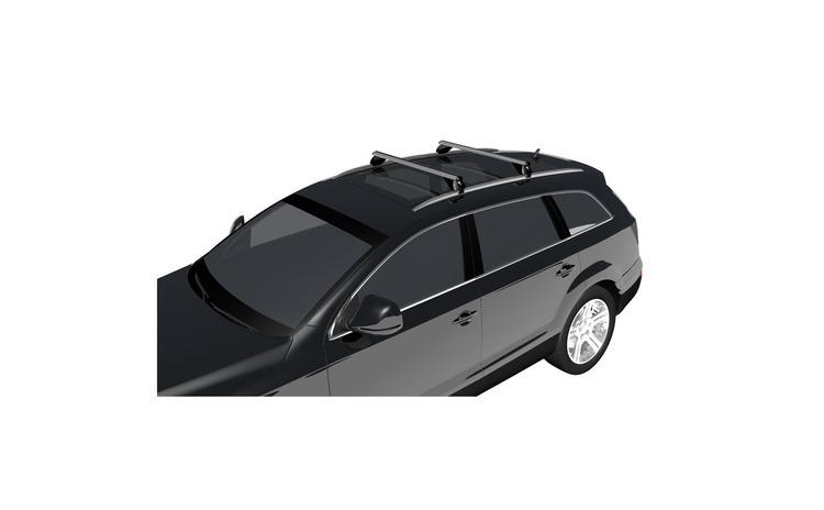 Bare portbagaj aluminiu VOLVO XC60 II