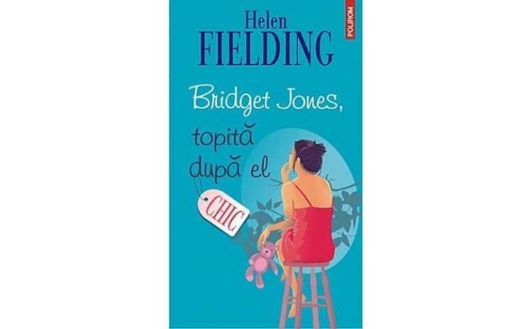 Bridget Jones, topita dupa el, autor