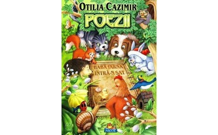 Poezii - Otilia Cazimir