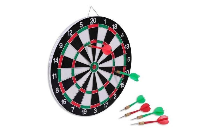 Set darts