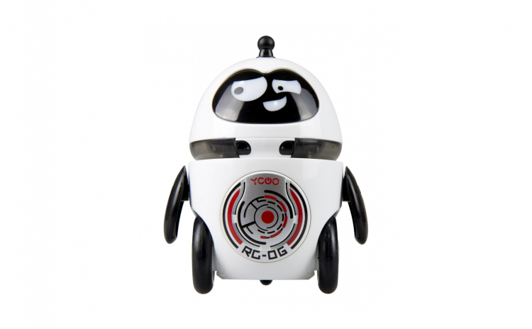 Robot inteligent in forma de Pinguin