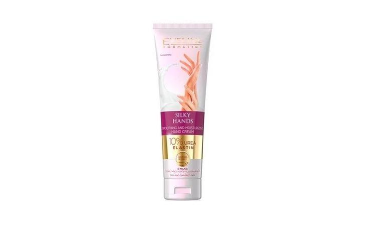 Crema de maini, Eveline Cosmetics, Silky