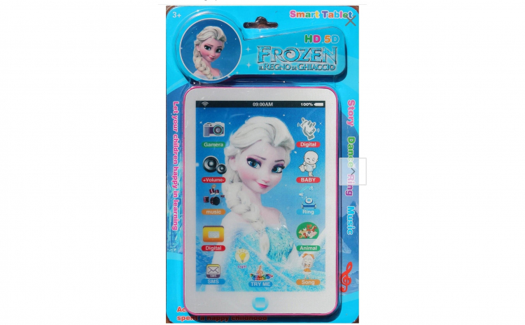 Tableta 5d Frozen