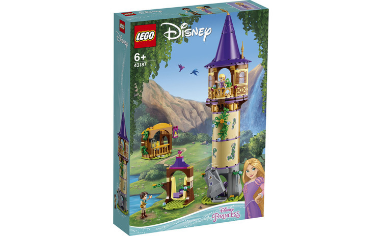 LEGO DISNEY PRINCESS  RAPUNZEL'S