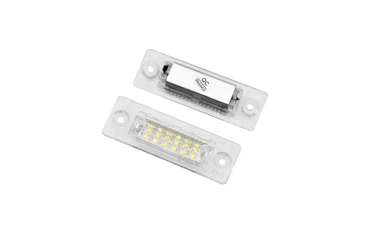 Set lampi numar LED, pentru VW Touran