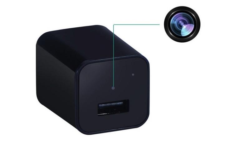 Incarcator priza spion IP Wireless