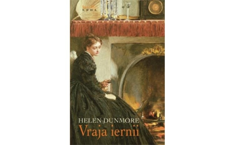 Vraja Iernii , autor Helen Dunmore