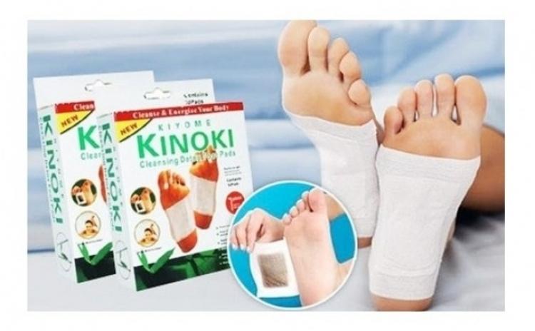 Set 20 plasturi Kinoki homeopati