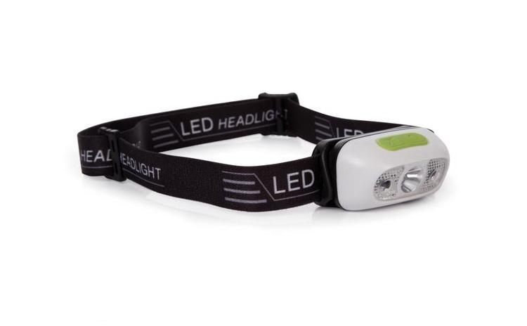 Lanterna frontala LED reincarcabila cu