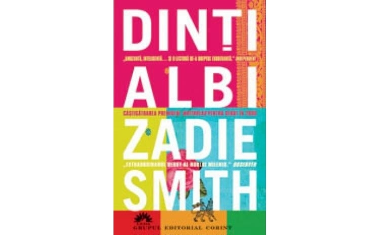 Dinti Albi , autor Zadie Smith