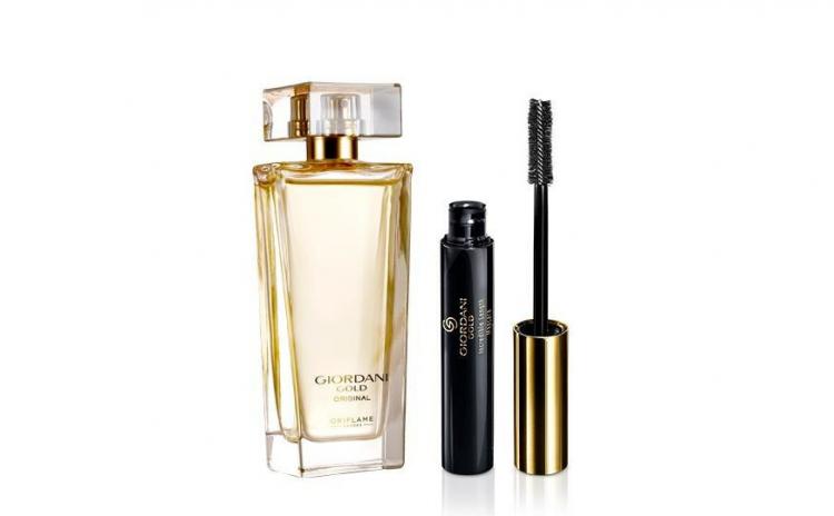 Set Parfum+Rimel
