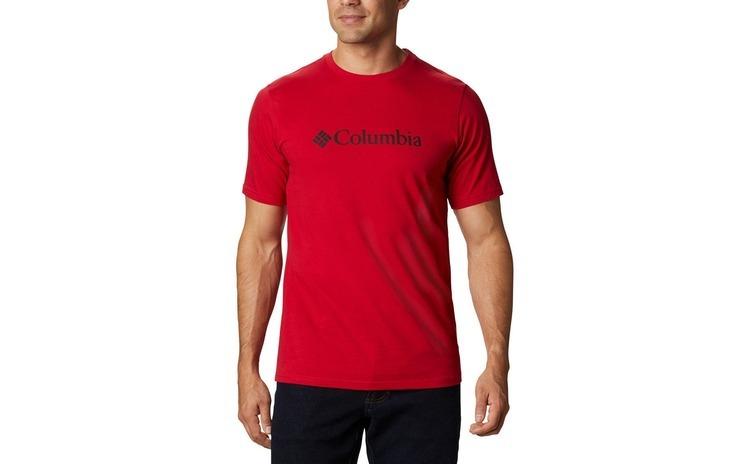 Tricou barbati Columbia Basic Logo