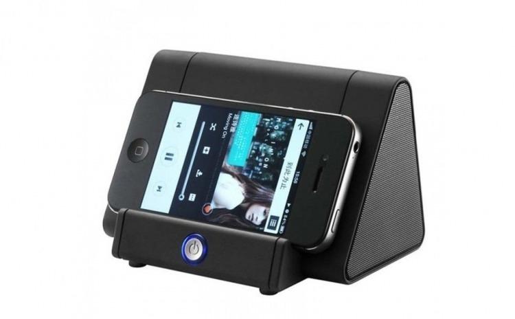 Difuzor portabil cu amplificator