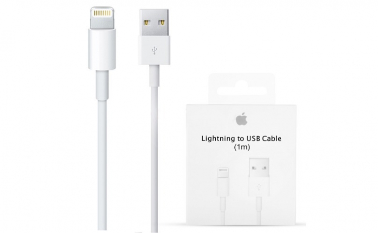 Cablu Original Apple MD818ZM Retail