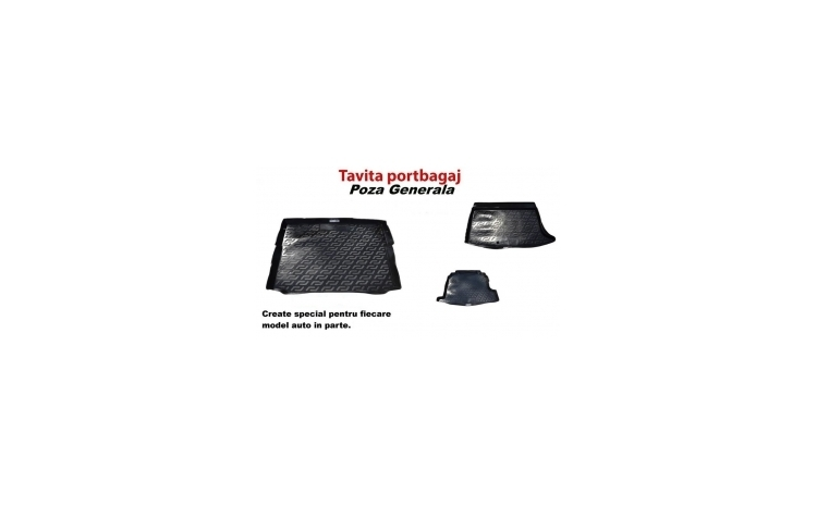 Covor portbagaj VW T5