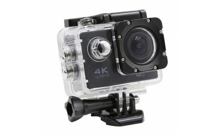 Camera sport 4K ultra HD wireless