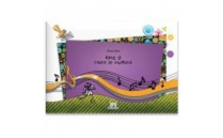 Caiet de muzica pentru clasa a-II-a