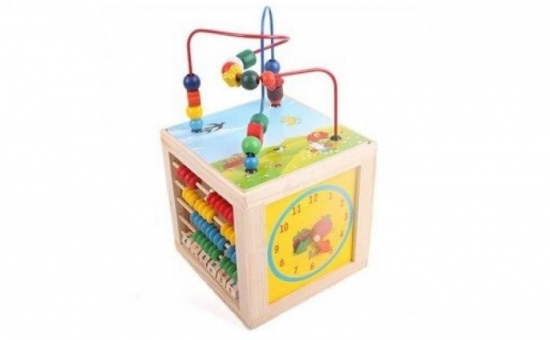 Imagine indisponibila pentru Dezvolta imaginatia si simtul observatiei al copilului tau, prin joc: Cub educational