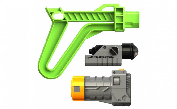 Pistol pentru copii cu laser