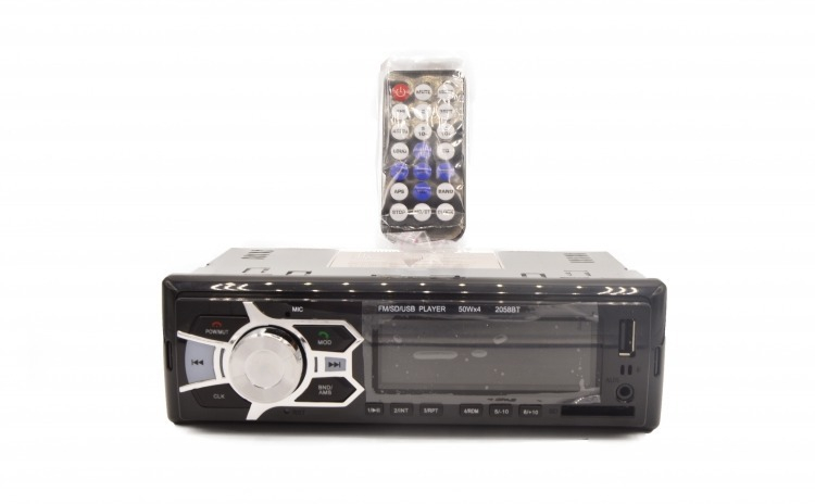 Radio cu MP3 Player si Bluetooth,