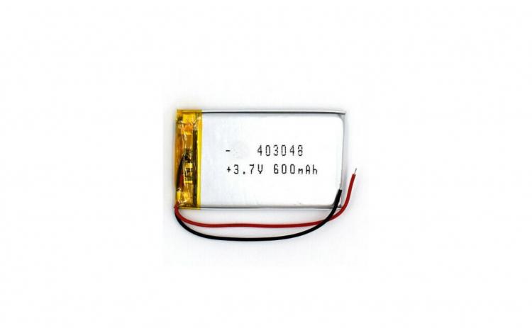 403048 - Acumulator Li-Po- 3,7 V -600mah