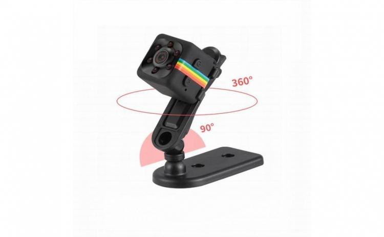 Mini Camera Monitorizare Full HD, SQ11