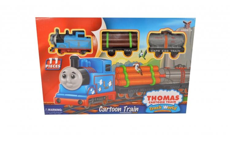 Set circuit cu trenulet Thomas