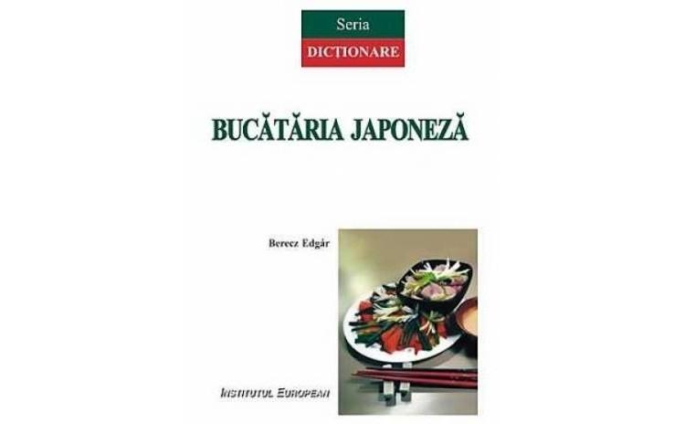 Bucataria japoneza, autor Berecz Edgar