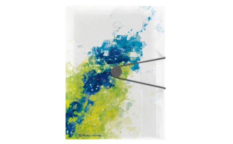 Imagine indisponibila pentru DOSAR MAPA A4 PP EOGT EXTENSIBILA INCHIDERE BUTON CU ELASTIC, LEMON SPLASH