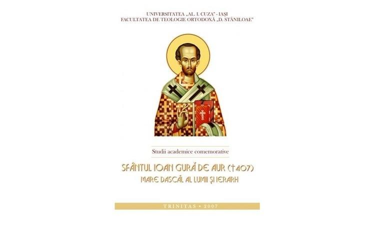 Sfântul Ioan Gură de Aur. Mare