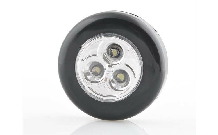 Lampa universala cu 3 LED-uri,