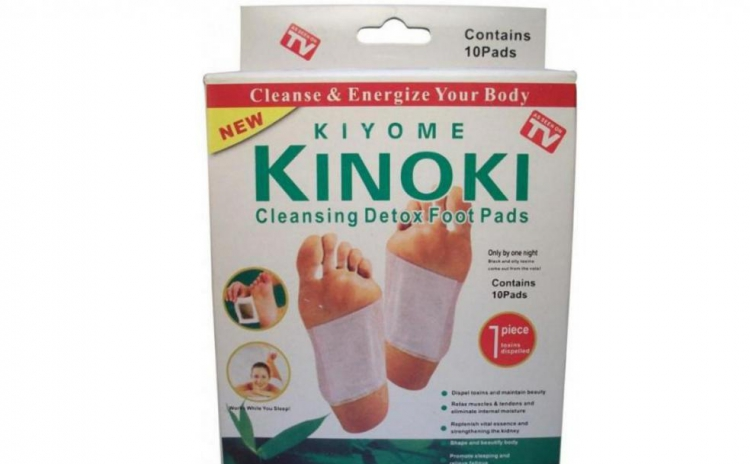 Detoxifiaza-ti organismul cu Kinoki Plasturi + Slim Patch, la doar 22 RON in loc de 68 RON