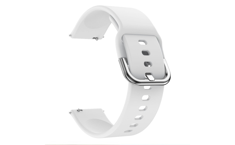 Curea Silicon Premium MTP White 22mm
