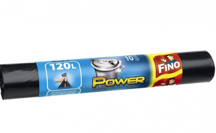 Fino Saci Menaj Power 120L - 10BUC