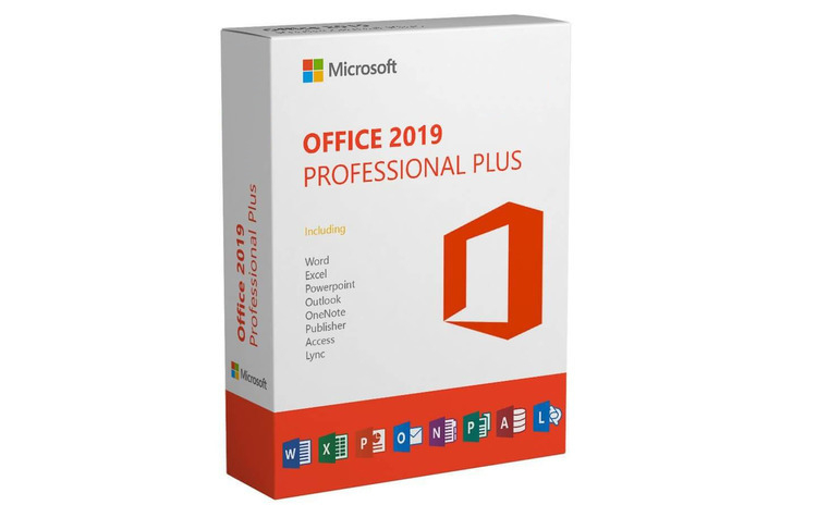Office 2019 Pro Plus