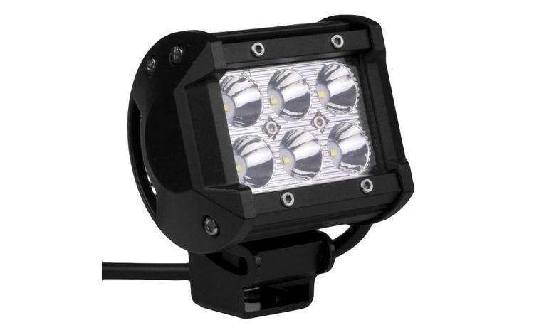 LED Bar Offroad 18W/12V-24V 1530 Lumeni