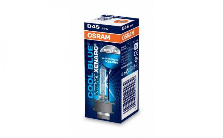 Bec Osram Xenarc D4S Cool Blue Intense