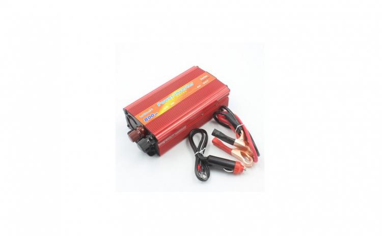 Invertor tensiune 12V, 800 W