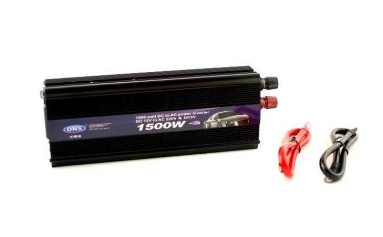 Invertor auto 1500W