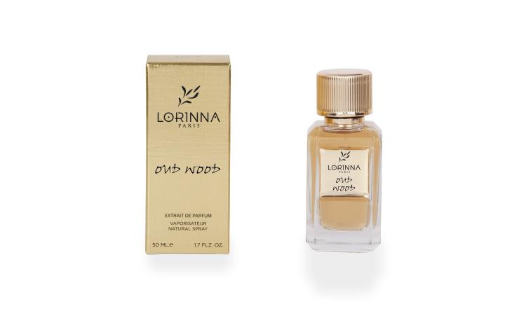 Extract de parfum Lorinna, Oud Wood