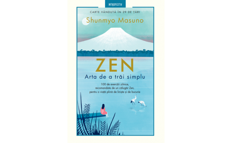 Zen Arta de a trai simplu. Shunmyo
