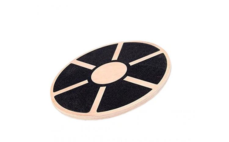 Disc din lemn pentru fitness